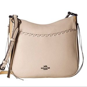 Coach Whipstitch Colorblock Chaise Crossbody Purse